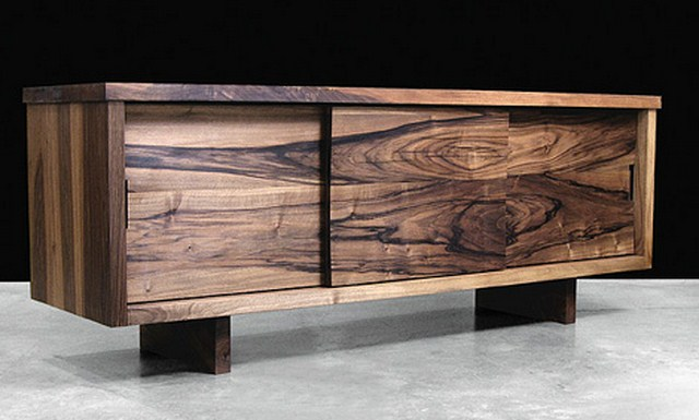 Modern Solid Wood Furniture From Hudson Furniture