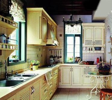 Benedetina french decorating ideas for Parisian style kitchen ideas