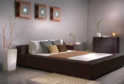 bedroom are: cream, beige, white, brown, sage or avocado green