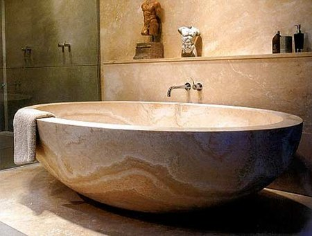 natural-stone-bathtub-marble