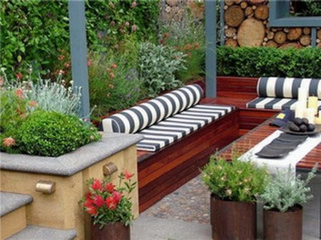 Small-Patio-Outdoor-Ideas-Garden-568x426