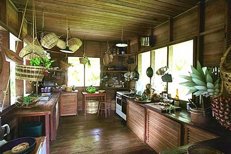 tropical kitchen on pinterest tropical design tropical