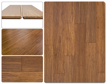 The advantages of bamboo floors for Benefits of bamboo flooring