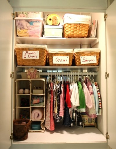 99 Low Cost Organizing Ideas