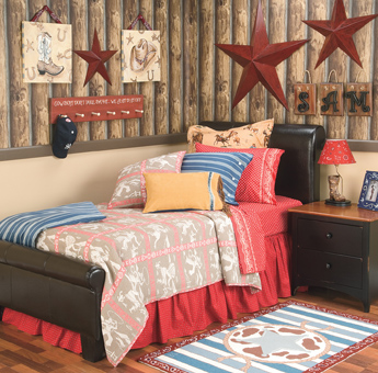 COWBOY BEDROOM2