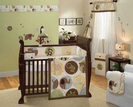 Amazing Safari-Themed Nursery for Baby - www.nicespace.me