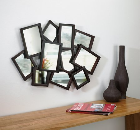 multi faceted mirror