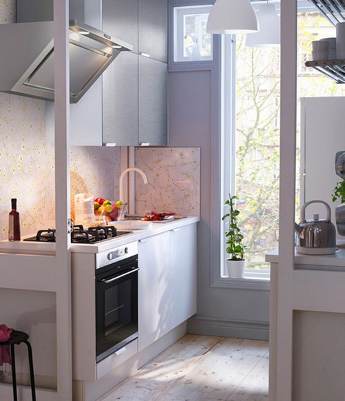 modern ikea small kitchen island design photos