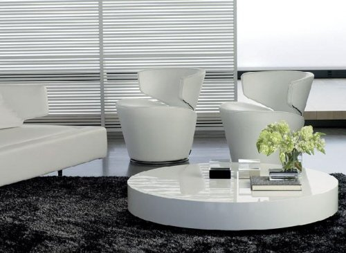 white-modern-living-room-chair