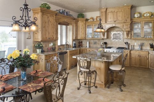kitchen-rustic-theme