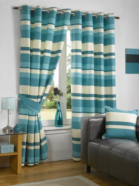 funky curtains trend 2011