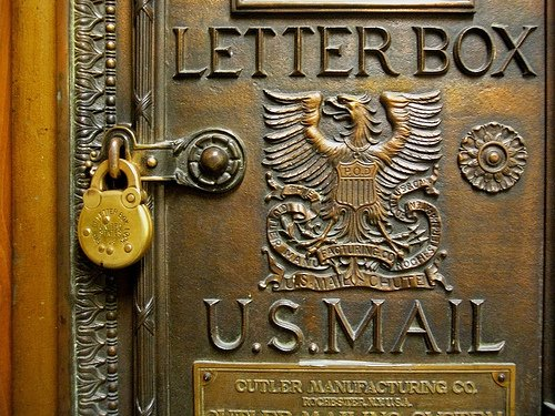 us letter box