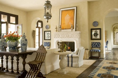 Home decorating ideas tuscan decor for Italian decorations for home