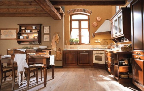 rustic-kitchen-country