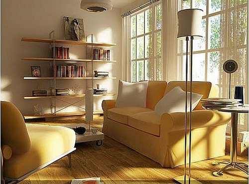 small-living-room-light