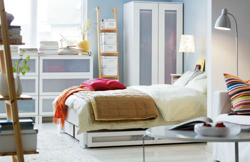 Decorating ideas for small rooms - Limited space bedroom ideas ...