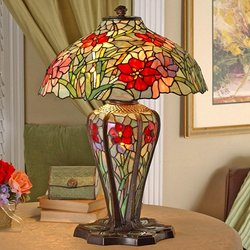 Tiffany-stained-glass-lamps