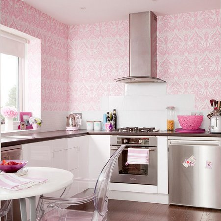 pink-kitchen