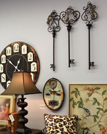 Metal Wall Decor Gives Timeless Look And Appeal Www