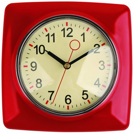 Types Of Kitchen Wall Clocks