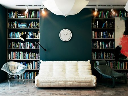 The best house painting colors - Best colour for study room ...