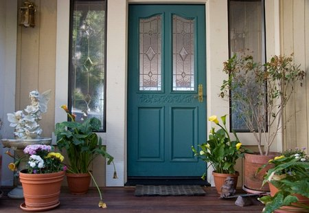 Feng Shui Tips For The Home Entrance  wwwnicespaceme