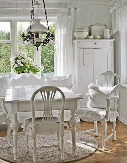 a coat of paint makes old pieces of furniture ideal additions to shabby chic home decorating older upholstered furniture can be updated by using slip