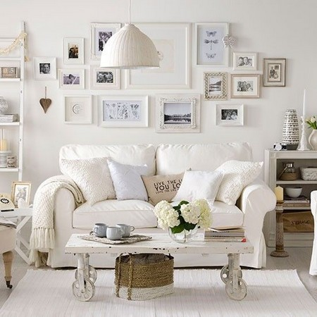 Try With Shabby Chic Home Decorating! - www.nicespace.me