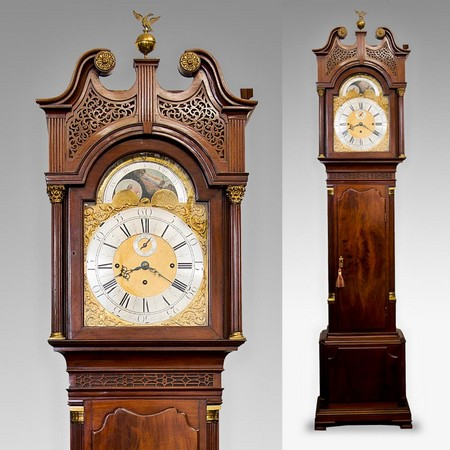 Antique-clock
