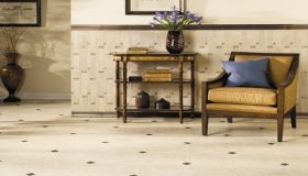 Decorative and practical floor coverings