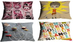 Cushion Covers: Some New Ideas