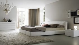 Decorating ideas for bedroom by Evinco