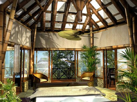 Tropical Decorating For Private Paradise