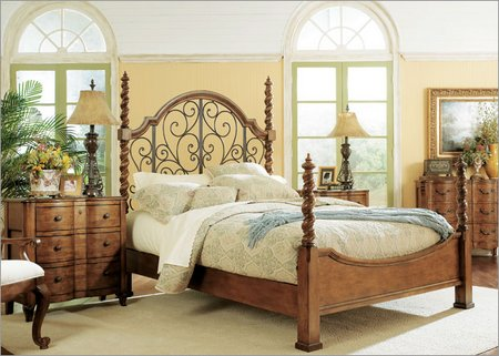 tuscany ways to decorate bedroom | Decorating Bedroom In A Tuscan Style - www.nicespace.me
