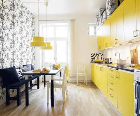 yellow-decoration-concept