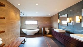Types & Styles Of Bathroom Lighting
