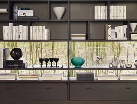 Modern Bookcases For All Spaces