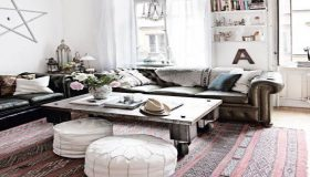 How To Decorate Coffee Table Display