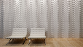Natural Stone Walls by Lithos Design