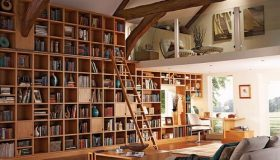 The Most Beautiful Home Libraries