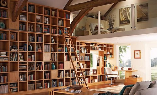 architecture library8