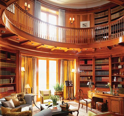 The Most Beautiful Home Libraries Www Nicespace Me