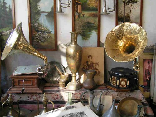 antiques collections