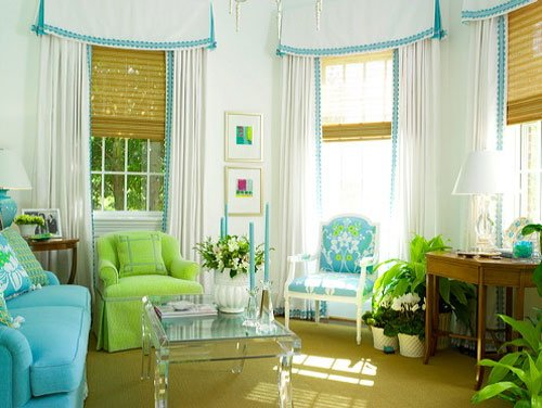 The Effect Of Natural Light On Room Colors