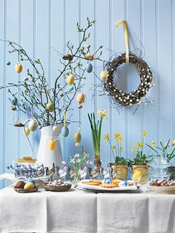 Mantelpieces Are A Great Place For An Attractive Easter Display And A Well  Decorated Mantel Is An Integral Part Of Easter Home Decor.