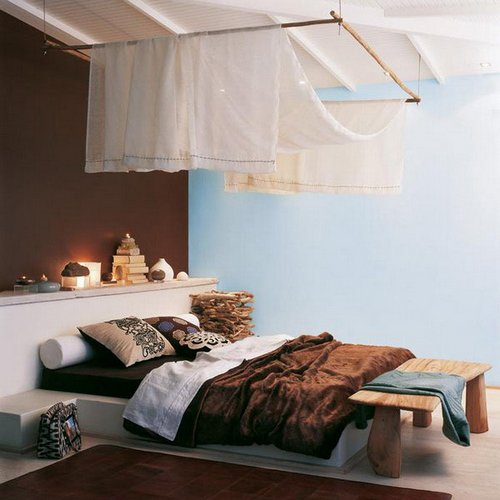 16 Bedroom Decorating Ideas With Exotic African Flavor: Bedroom Decorating Tips For Everyone