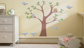 Designing A Baby's Room Following A Green Principles