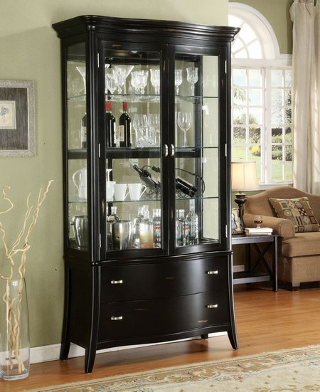 Curio Cabinets For Holding Your Curio Items