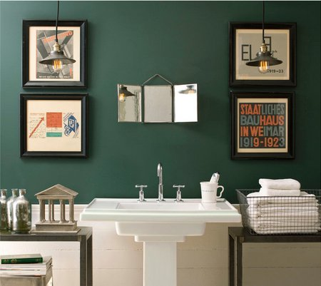 Great Colors For Your Bathroom - www.nicespace.me