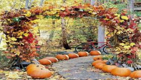 Garden Decor For The Fall Season
